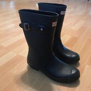 Hunter original short calf adjustable boots!